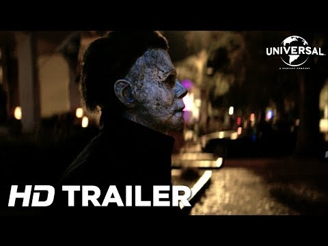 Halloween Trailer 2 (Universal Pictures) HD
