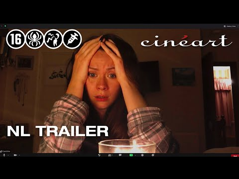 HOST - Rob Savage - Officiële NL Trailer - 16 december online beschikbaar