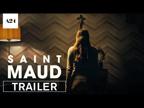 Saint Maud   Official Trailer HD   A24