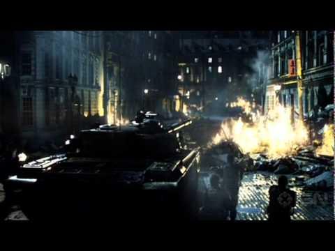 Resident Evil Damnation Movie Trailer