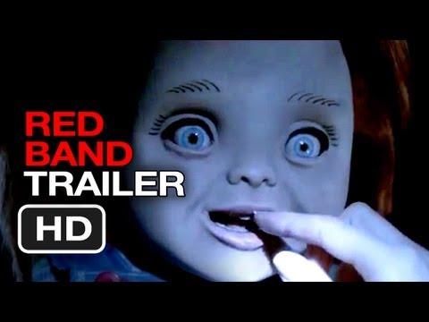 Curse Of Chucky Red Band Trailer #1 (2013) - Chucky Sequel