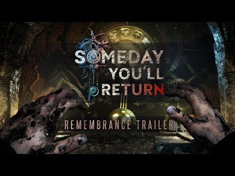 Someday You'll Return Remembrance Trailer