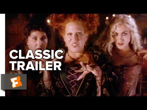 Hocus Pocus (1993) Trailer #1 | Movieclips Classic Trailers