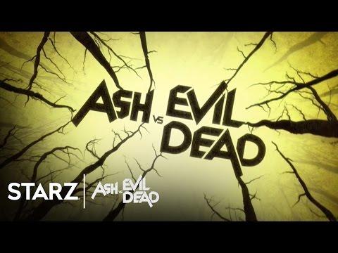 Ash vs Evil Dead | Graphic Tease | STARZ