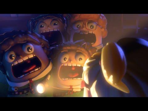 A Night in Camp Heebie Jeebie - Animated Short Horror Comedy