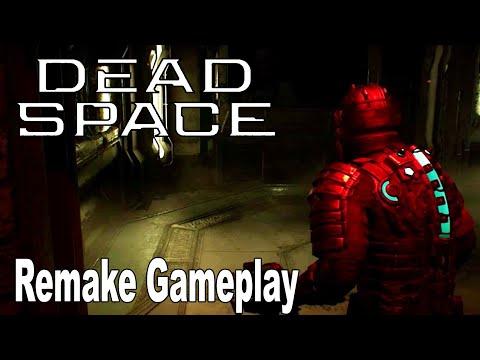 Dead Space Remake - Gameplay Showcase [HD 1080P]