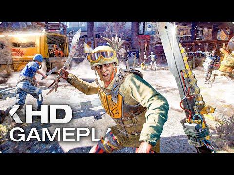 DYING LIGHT 2 - 26 Minuten Gameplay Demo (2020)