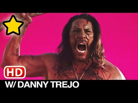 Zombie Hunter (2013) - Official Trailer [HD] - Danny Trejo