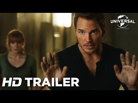 Jurassic World: Fallen Kingdom HD Trailer 2 (Universal Pictures) UPInl