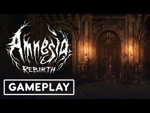 Amnesia: Rebirth – Official Gameplay Trailer