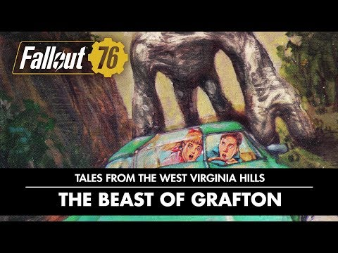 Fallout 76 Tales from the West Virginia Hills - The Beast of Grafton