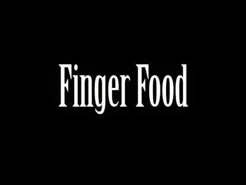 Finger Food: Hand in a blender