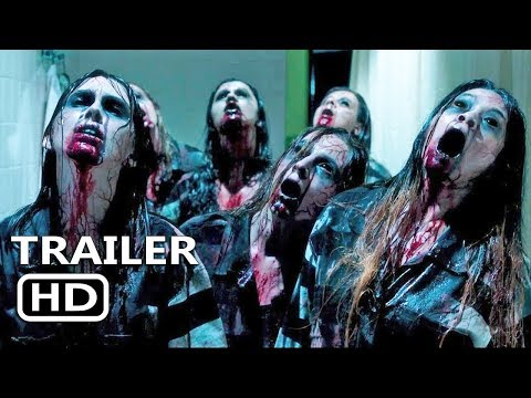 PATIENTS OF A SAINT Official Trailer (2019) Zombies Horror Movie