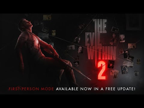 The Evil Within 2 – First-Person Gameplay Mode Available Now! (PEGI)