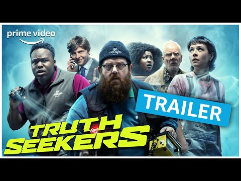 Truth Seekers | Officiële Trailer | Amazon Prime Video NL