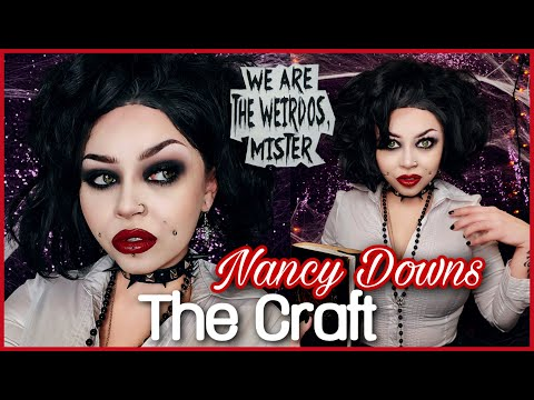 Nancy Downs from The Craft HALLOWEEN TUTORIAL | Sydney Nicole