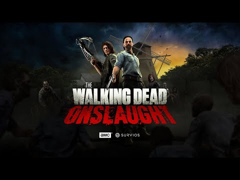 The Walking Dead Onslaught - Gameplay Trailer