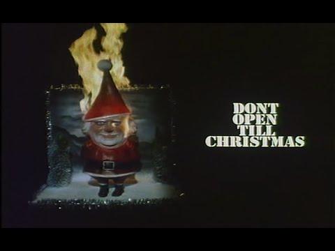 Don't Open Till Christmas - horor - 1984 - Trailer