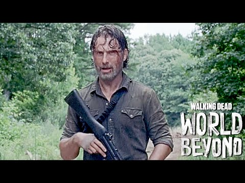 The Walking Dead: World Beyond 3 Circles Teaser