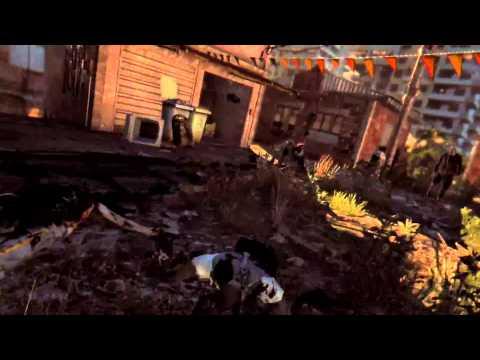10 minuten Dying Light game beelden