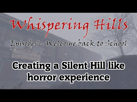 Whispering Hills Episode 1 Trailer - Welcome back to school - Silent Hill in Fallout 4