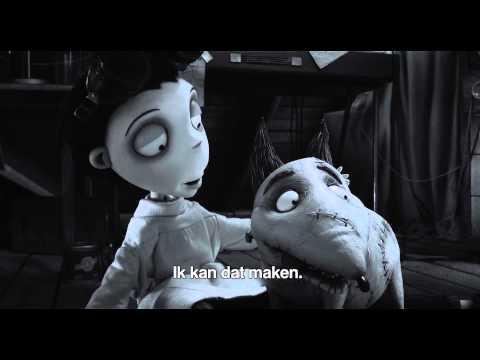 Frankenweenie Official Officiële Trailer | Disney Full HD 1080p Dutch sub