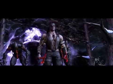 Mortal Kombat X: Official Launch Trailer