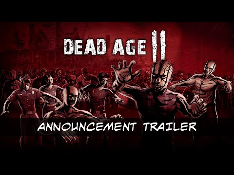 Dead Age 2 - Announcement Trailer