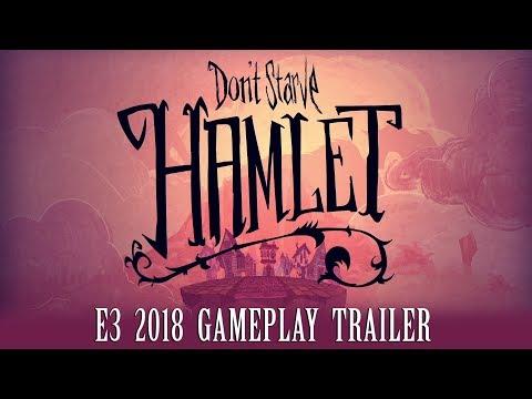 Don't Starve: Hamlet   E3 2018 Gameplay Trailer