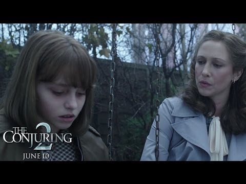 The Conjuring 2 - Official Teaser Trailer [HD]
