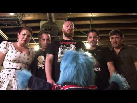 Halloween Hugs - Adam Green's 15th annual Halloween short film