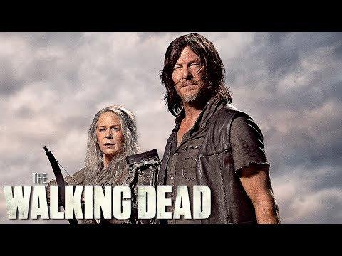 The Walking Dead Final Season Announcement