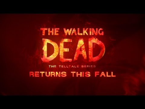 Telltale Games The Walking Dead seizoen 3 trailer