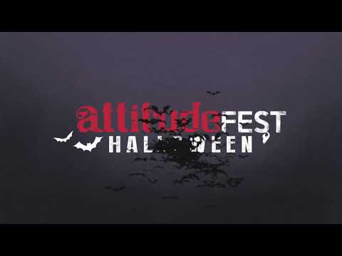 AttitudeFest Halloween promo