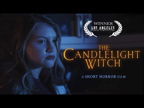 THE CANDLELIGHT WITCH - Award Winning Horror Short Film