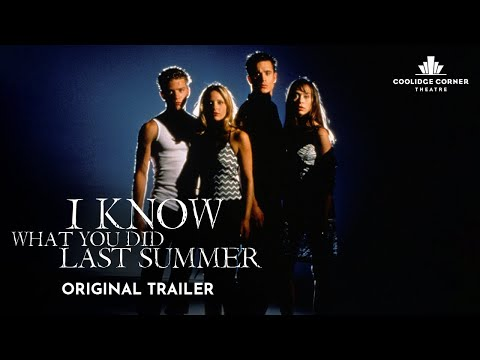 I Know What You Did Last Summer | Original Trailer [HD] | Coolidge Corner Theatre
