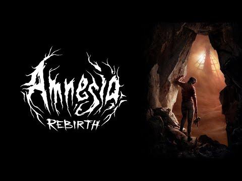 Amnesia: Rebirth - Release Date Reveal Trailer