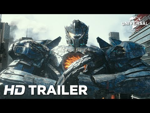 Pacific Rim Uprising | Trailer 2 [HD]