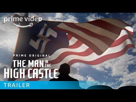 Man in the High Castle - Comic Con Trailer | Prime Video