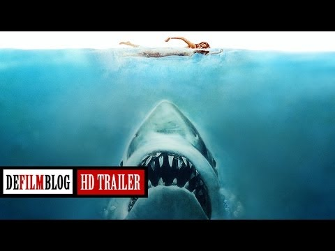 Jaws (1975) Official HD Trailer [1080p]