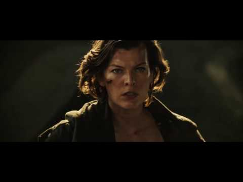 Resident Evil: The Final Chapter (HD trailer 2 NL)