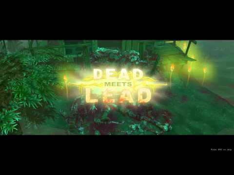 DEAD MEETS LEAD [Opening Cinematic] [Intro] [Full HD] [1080p]