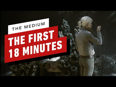 The Medium: The First 18 Minutes of Gameplay on Xbox Series X (4K)