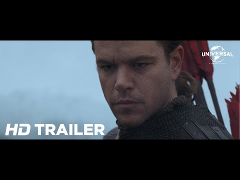 The Great Wall - Officiële ondertitelde Trailer 1 (Universal Pictures) HD - UPInl