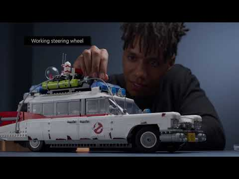 Ghostbusters ECTO-1 | LEGO Creator Set 10274