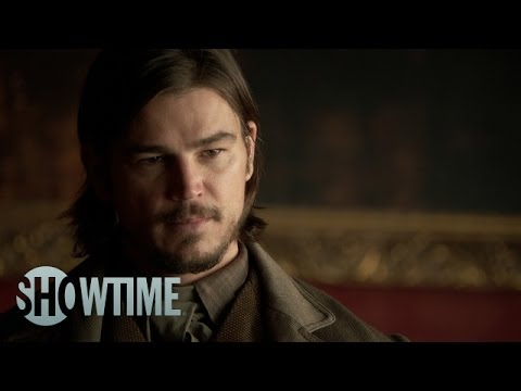 Penny Dreadful Tease: A Place in the Shadows
