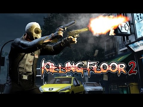 Killing Floor 2- Official Launch Trailer