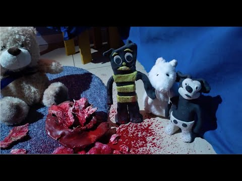 "CHILD'S PLAY: Claymation - ""Toy Massacre"" (Lee Hardcastle)"