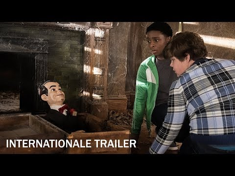 Goosebumps 2: Haunted Halloween Internationale Trailer | UPInl