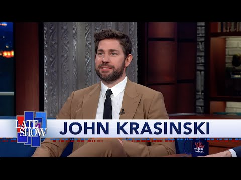 John Krasinski: I Never Liked Horror Movies Until I Wrote And Directed One